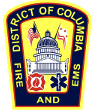 District of Columbia Fire and EMS logo