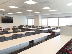 JMA's Large Capacity Training Room